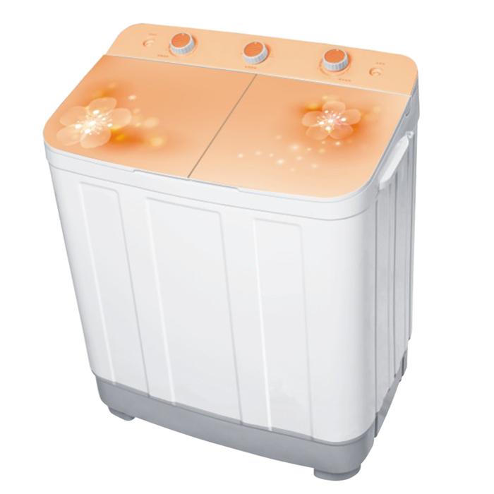 ZANWA晶華 金貝貝3.8KG雙槽洗衣機/洗滌機ZW-3801Y