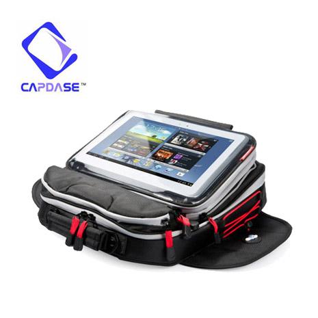 CAPDASE mkeeper Tablet TankBag重機用10吋平板保護包