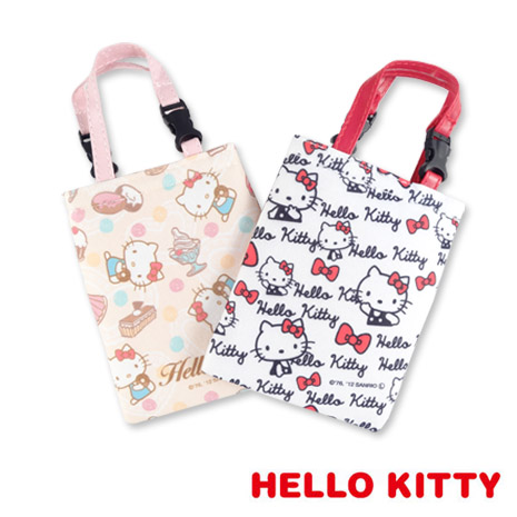 Hello Kitty原廠限量 手機相機袋