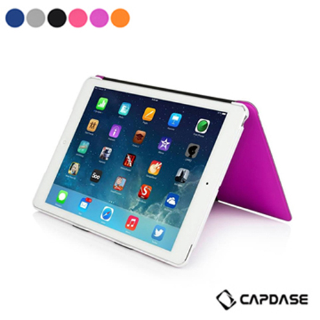 CAPDASE iPad Air Sider Elli 側掀皮套