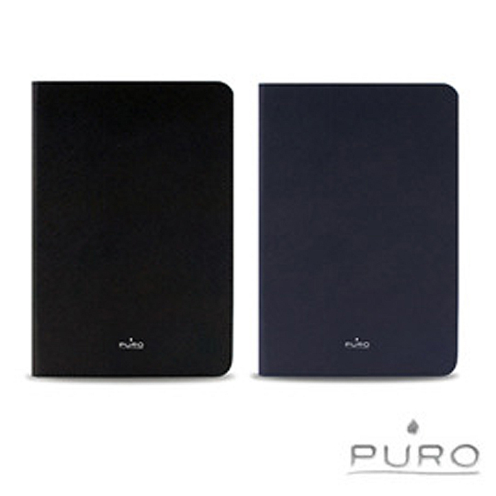 PURO iPad Mini Folio側掀皮套黑色