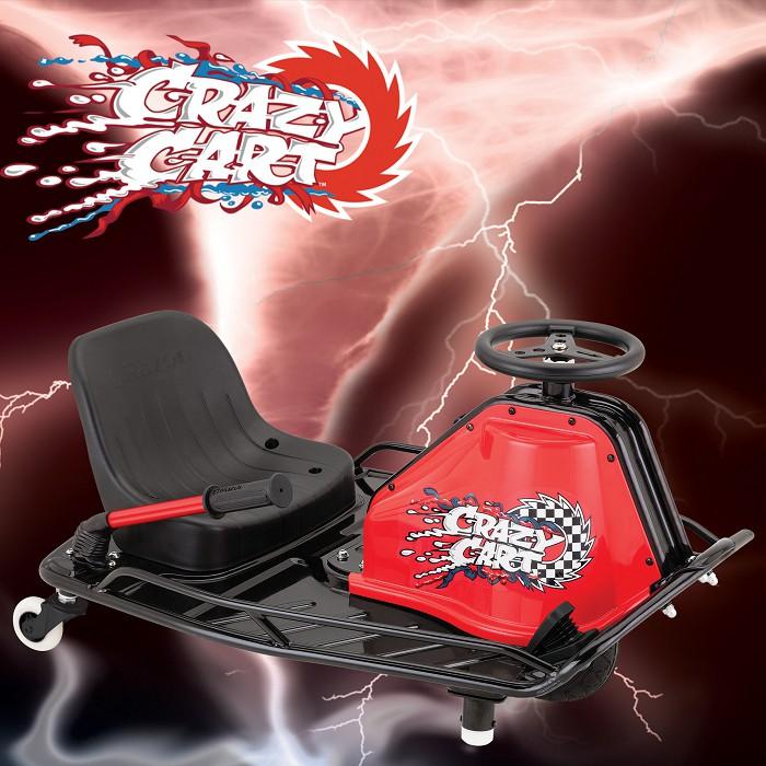 【Razor】Crazy Cart 爆甩卡丁車