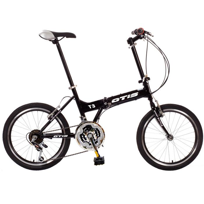 【聯名特賣】T3 時尚悠遊 20吋21速折疊自行車-服務升級版