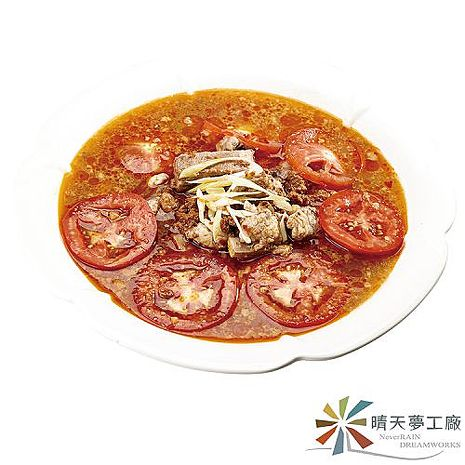 【晴天夢工廠 】酸甜微辣 蕃茄排骨鍋 (內容量:950G/罐)