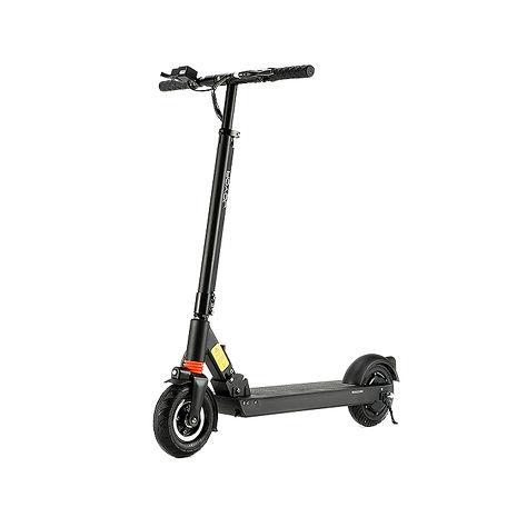 【e即棒】【JOYOR】 EF-168 36V 鋰電 LED燈 搭配 350W電機 定速 電動滑板車 ( 黑 )(門號專案)