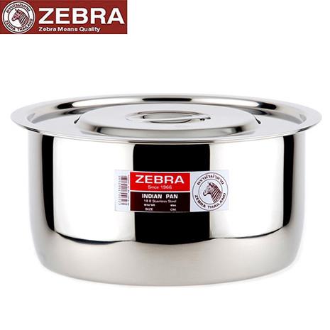 【斑馬ZEBRA】附蓋304不鏽鋼生鮮調理鍋(14cm_1L)