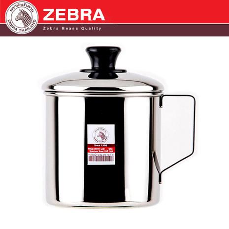 【斑馬ZEBRA】頂級不鏽鋼口杯(附蓋400ml)