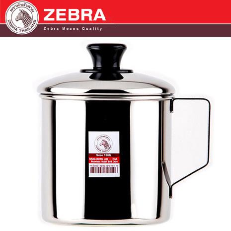 【斑馬ZEBRA】頂級不鏽鋼口杯(附蓋500ml)