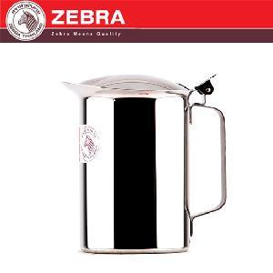 【斑馬ZEBRA】頂級#304不鏽鋼提把冷水壺1500ml [附蓋]