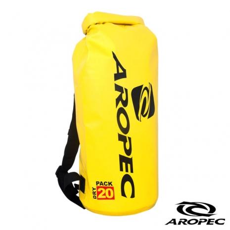 【AROPEC】Shoal 沙洲防水背包 20L 黃