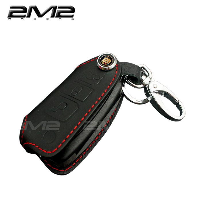NEW 2M2 汽車鑰匙真皮套 FORD專用