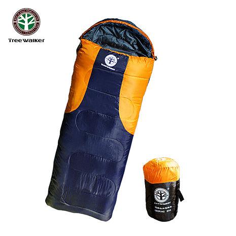 Tree Walker 高級柔軟羊毛睡袋