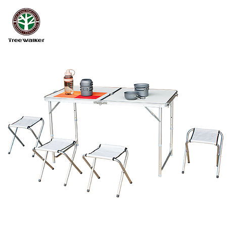 Tree Walker 高級鋁合金折疊桌椅組