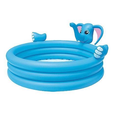 ELEPHANT 大象造型噴水遊戲池
