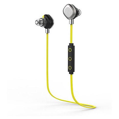 QLA BR939S 雙耳立體聲藍牙耳機 ( 檸檬黃)