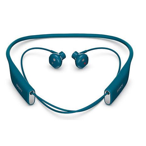 SONY SBH70 (防水IP57)無線藍牙耳機(藍色)