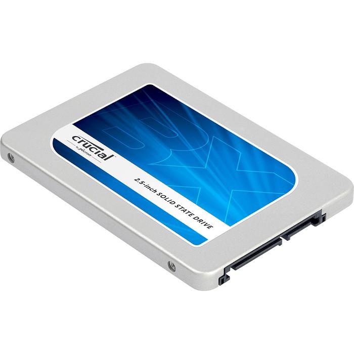 Micron 美光 Crucial SSD BX200 240GB 7mm 2.5吋 SATA SSD 固態硬碟
