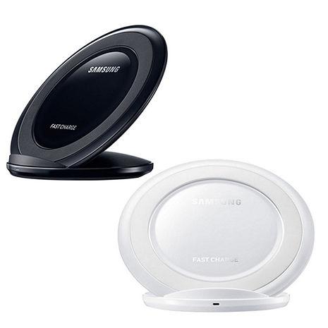 Samsung 原廠無線快充立式 QI盤-充電座