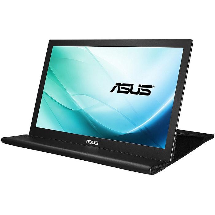 ASUS 華碩 MB169B+ IPS 15.6吋 USB 3.0 / FHD 攜帶型螢幕 / 三年保固-數位筆電.列印.DIY-myfone購物