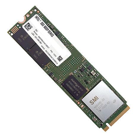 Intel 600p 系列 256G M.2 2280 NVMe SSD 固態硬碟 代理商公司貨 256GB