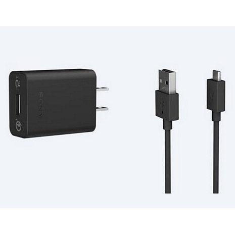 公司貨【SONY原廠】SONY  UCH12   3.0  原廠快速充電器( 旅充頭+USB線)