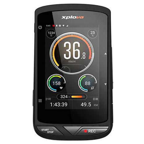 Xplova X5 智慧拍攝車錶