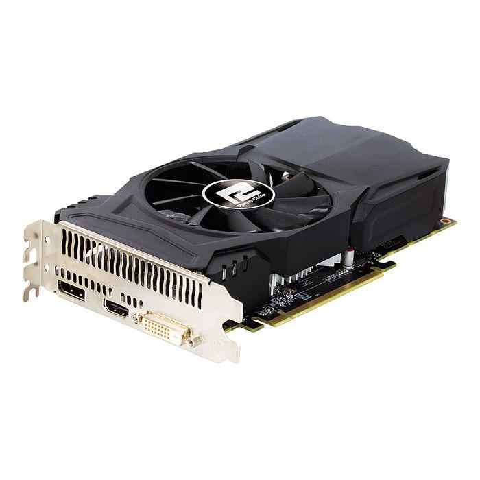 PowerColor 撼訊 (AXRX 460 2GBD5-DH/OC) 紅龍版 RX 460 2GB GDDR5 RedDragon PCI-E 介面顯示卡