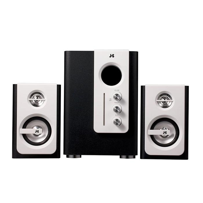 JS 淇譽 JY3060 2.1 聲道 多媒體喇叭