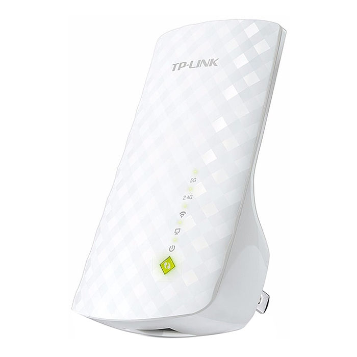 TP-LINK RE200 AC750 WiFi 範圍擴展器