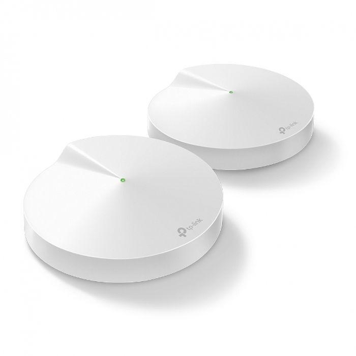 TP-LINK Deco M9 plus 雙顆裝 AC2200 Mesh Wi-Fi系統 無線網狀路由器 完整家庭Wi-Fi系統