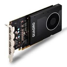 LEADTEK 麗台 NVIDIA Quadro P2200 5GB GDDR5 工作站 繪圖卡