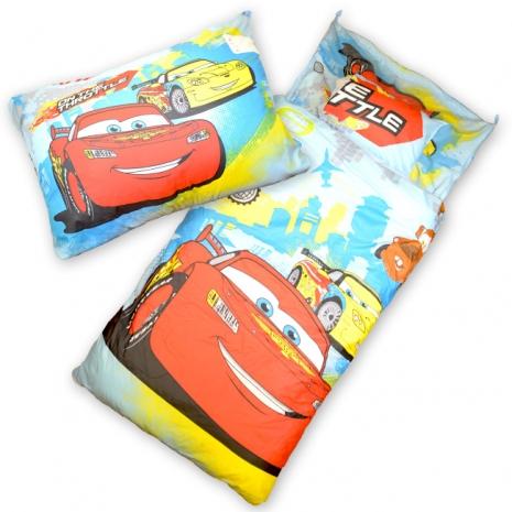 活動-卡通造型幼教兒童睡袋-閃電麥坤(贈浴室蠟筆)