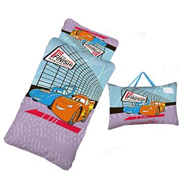 Sunnybaby 生活館 - 卡通造型幼教兒童睡袋-閃電麥坤(飆速篇) - 特賣