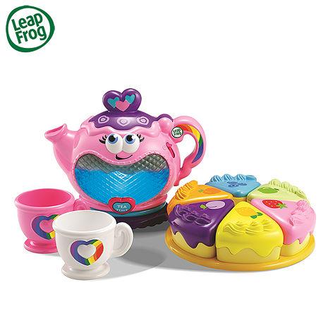 活動-【LeapFrog】下午茶扮家家酒茶壺組