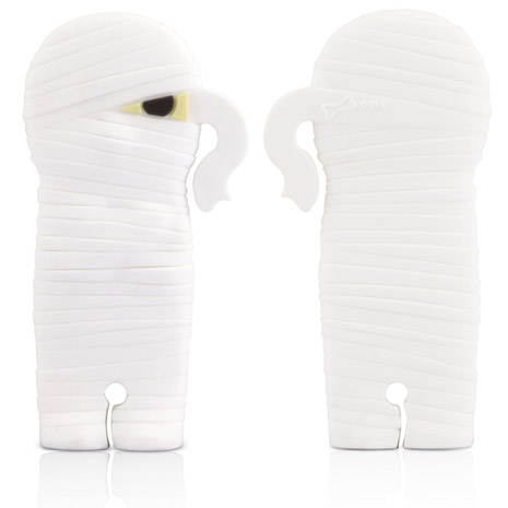 Bone / Mummy Wrap 木乃伊捲線棒 - 白-3C電腦週邊-myfone購物