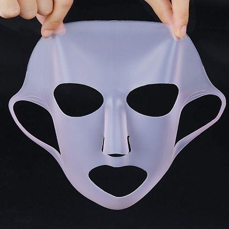 i 美麗-矽膠面膜罩〈送蒸汽眼罩〉