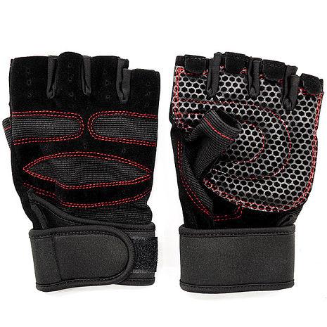 護腕止滑耐磨運動手套