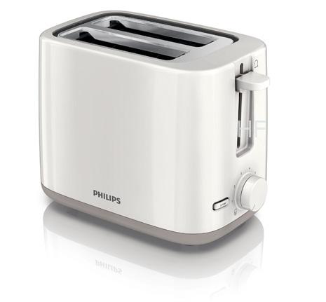 飛利浦PHILIPS電子式智慧型厚片烤麵包機 HD2595-家電.影音-myfone購物