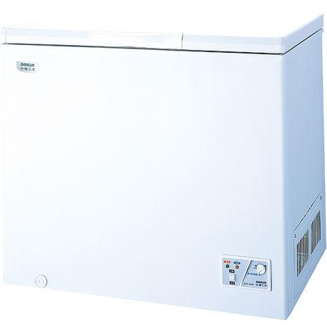 三洋 SANYO 249公升 冷凍櫃 SCF-249T