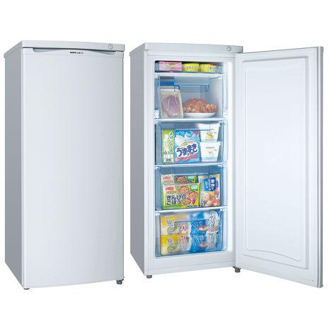 三洋 SANYO 145公升 單門直立式冷凍櫃 SCR-145A