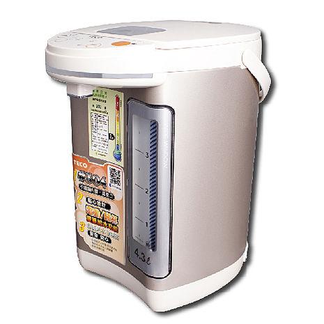 東元 TECO 4.3公升熱水瓶 YD4301CB