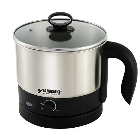 [YAMASAKI山崎家電] 好便利不鏽鋼多功能美食鍋 SK-109S