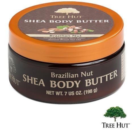 TREE HUT 樹上小屋保濕乳霜-巴西堅果香味