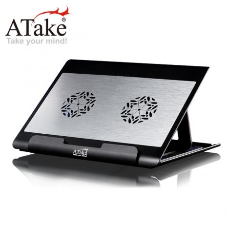 ATake -銀翼-超輕薄筆記型散熱墊 NBRM-008HF