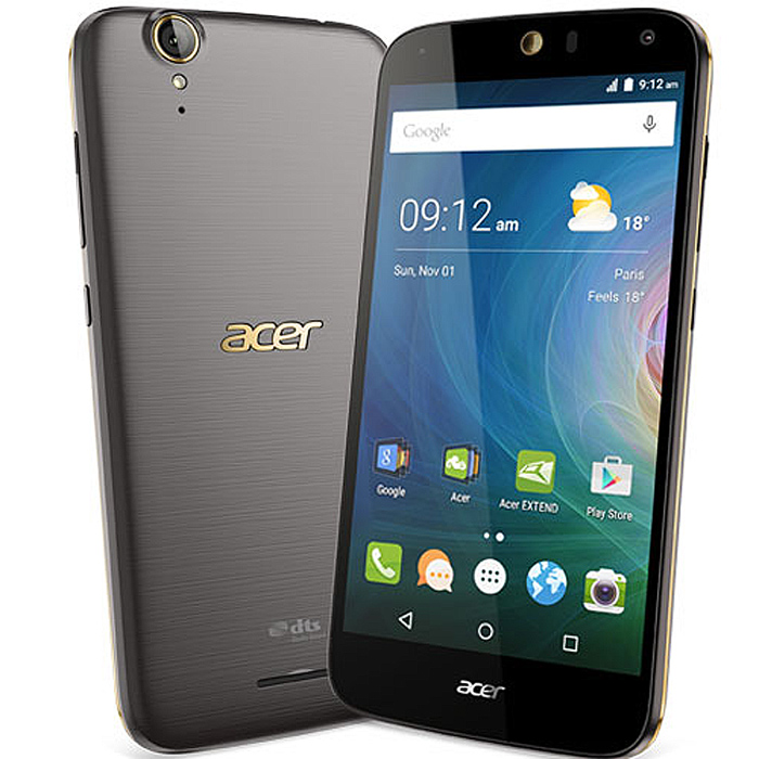Acer Liquid Z630S 八核全頻LTE雙卡機金色