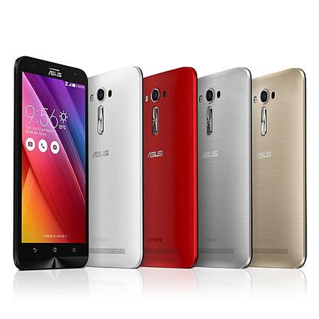 【ASUS】ZenFone 2 Laser ZE550KL 2G/32G 5.5吋八核智慧型手機【金/紅/銀灰】銀灰色