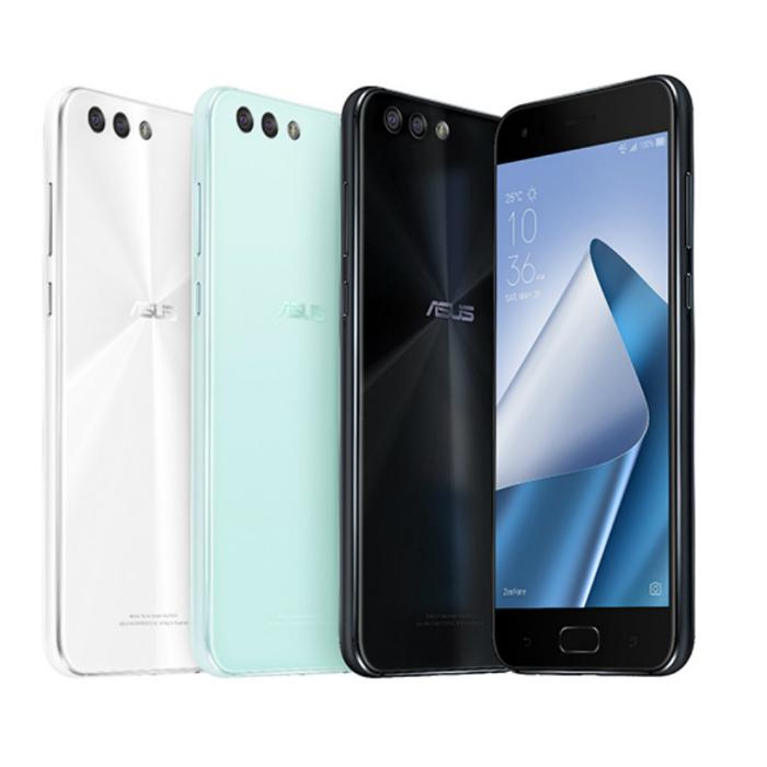 ASUS ZenFone 4 ZE554KL 4G/64G 5.5吋八核智慧手機月光白