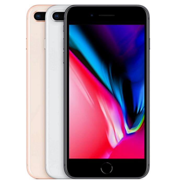Apple iPhone 8 Plus 64G【金/銀/灰】