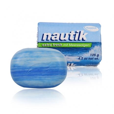 德國 Kappus 海洋墨角藻緊緻嫩白皂3入