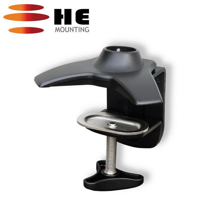 HE鋁合金夾桌型底座(H001TC)